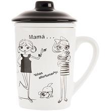 دمنوش ساز کاولین مدل Mama طرح 3