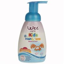 Wee Kids Boys Hand And Face Foam 200ml