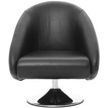 صندلی اداری راد سیستم مدل W701 چرمی