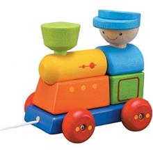 Plan Toys Sorting Train Educational Game