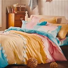 Dream Spring 1 Person 3 Pieces Bedsheet Set