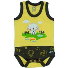 Adamak Sheep Under Button Singlet