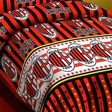 Carina Ac Milan 1 Persons 4 Pieces Sleep Set