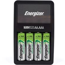 Energizer Recharge Value CHVCMWB-4 Battery Charger With Battery