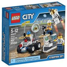 City Space Starter Set 60077 Lego