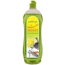 Sehat Lemon Dishwashing Liquid 1000g