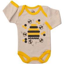 زير دکمه دار آستين بلند آدمک مدل Bee