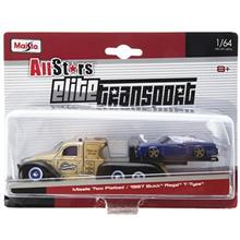 Maisto Missle Two Flatbed 1987 Buick Regal T-Type Toys Car