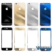 محافظ صفحه نمایش شیشه ای رنگی پشت و رو برای گوشی Apple iPhone 7