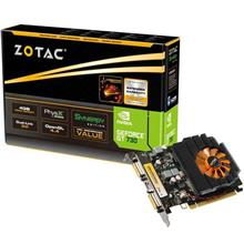 Graphic Card Zotac GT730 4GD3 SYNERGY Edition