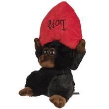 Paliz Heart Monkey Doll High 26 Centimeter