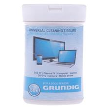 Grundig 38677 Universal Cleaning Tissues Pack Of 50