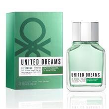 عطر مردانه united dreams be strong  BENETTON حجم 100میل