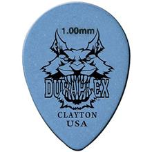 Clayton Duraplex 1.00 mm Guitar Picks