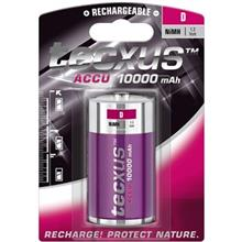 Tecxus Rechargeable Accu NiMH 10000 mAh D Battery