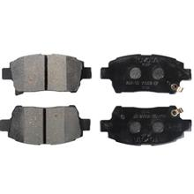 Toyota Genuine Parts 04465-YZZE2 Front Brake Pad
