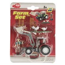 Dickie Toys Farm Set Toys Car