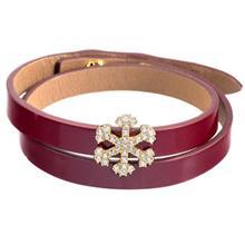 دستبند طلا 18 عيار تاج درسا مدل 501