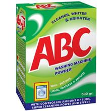 ABC With Enzymes Washing Machine Powder 500g