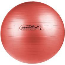 توپ بدنسازي لدراگوما مدل Gymnastik Ball Maxafe با قطر 65 سانتيمتر به همراه تلمبه دستي