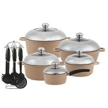 PSD 53217 Cookware Set 17 Pieces
