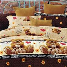 Carina Tedd 1 Persons 4 Pieces Sleep Set