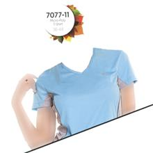 تی شرت فلامنت crozwise  کد 7077
