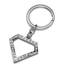 جاکلیدی  الیور وبر استیل طرح دیاموند Diamond crystal
