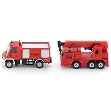 ماشين بازي سيکو مدل Firefighter Set