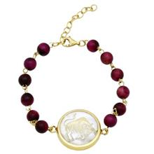Mahak MB0121 Gold Bracelet
