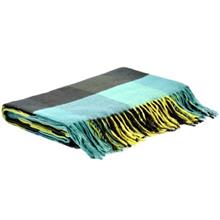 Simin Multi Colors Travel Blankets