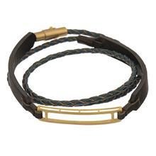 دستبند طلا کیا گالری مدل مستطیل نازک