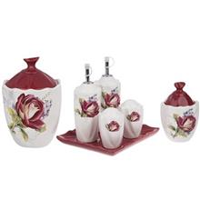 Chinir 02 Kitchen Set 19 Pieces