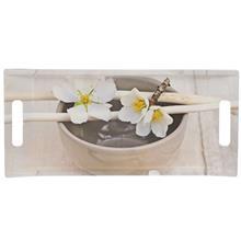 سيني باريکو مدل Spring Flowers سايز 19x41 سانتي متر