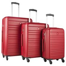 Delsey Carlit Luggage Set of Three