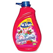 Active Dishwasher Liquid Red 2000ml