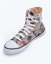 کفش زنانه طرح آل استار مدل 8856