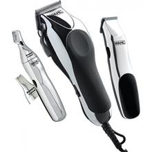 ماشین اصلاح سر و صورت وال Wahl 30 Piece Haircutting Hair Clippers Combo Kit