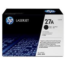 HP 27A Black LaserJet Toner Cartridge