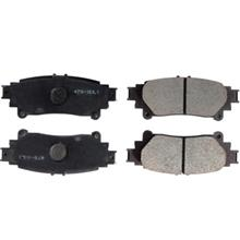 Toyota Genuine Parts 04466-48130 Rear  Brake Pad