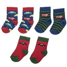 Yumese 3808 Socks Set Pack Of 3