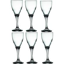 Pasabahce Twist 44362 Glasses Pack of 6