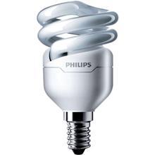 لامپ کم مصرف فیلیپس سری Tornado مدل 8W WW E14 220-240V 1CT