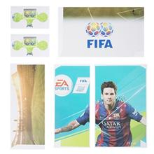 Messi PlayStation 4 Cover
