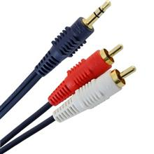 Daiyo TA762 RCA to 3.5mm Plug Cable