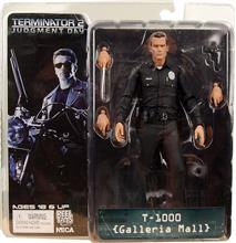 NECA Action Figure TERMINATOR 2 T-1000 Galleria Mall