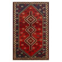 فرش دستبافت قديمي سه و نيم متري کد 149189
