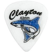 پيک گيتار الکتريک کلايتون مدل Sand Shark 0.50 mm
