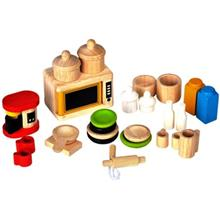 Plan Toys Accessories For Kitchen Toys