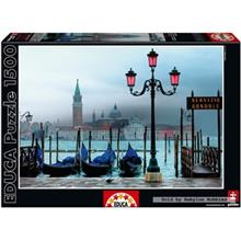 پازل 1500 تکه ادوکا مدل Venice At Dusk